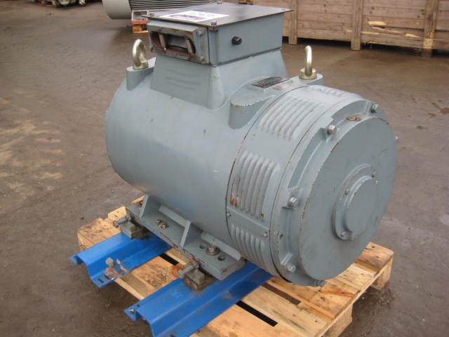 Used 230 kw dutchi motors marathon electric el motor for Lonne electric motors usa