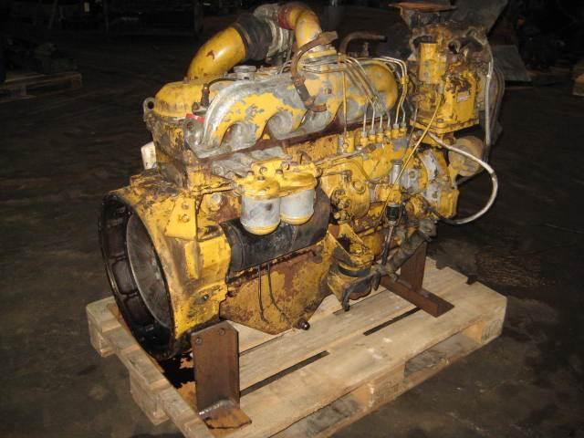 Used Iveco 8065 motor ex. Fiat Allis FR10 - kun til dele ...