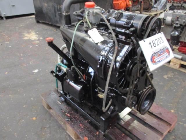 robur lo 4 1 4 cylinder benzin motor engines mascus uk. Black Bedroom Furniture Sets. Home Design Ideas