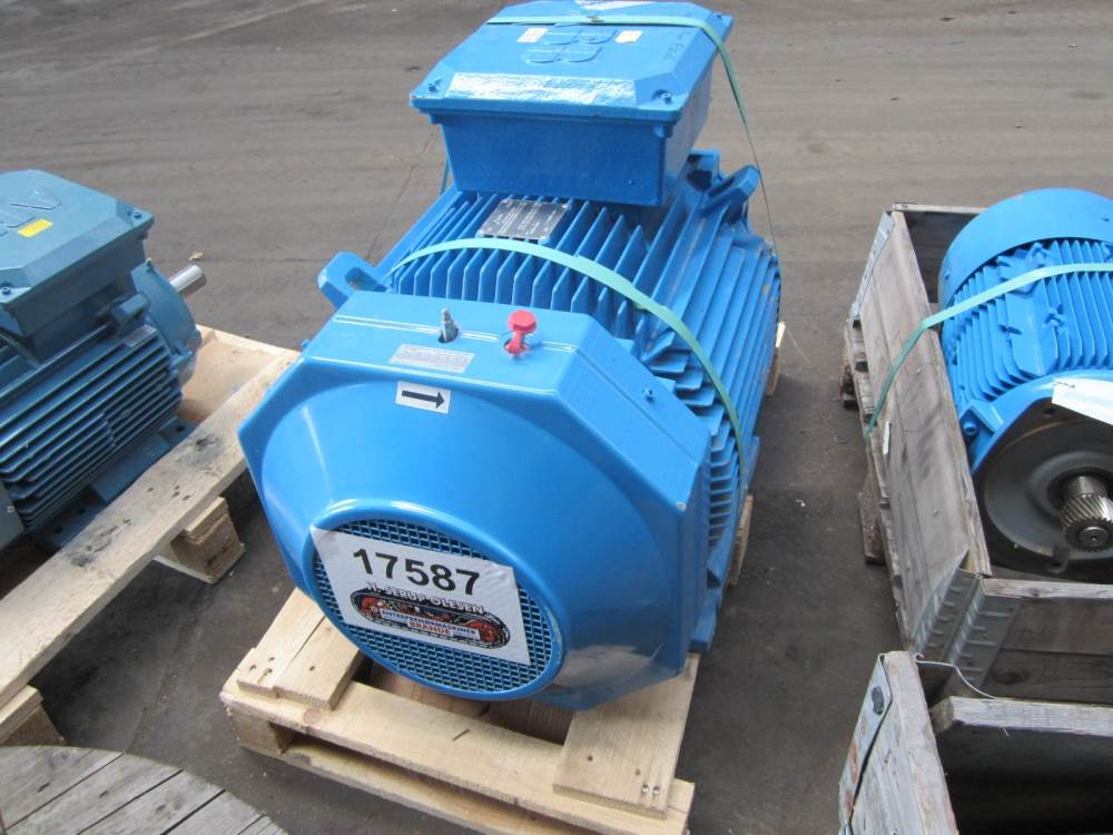Used Abb 55 Kw Abb E Motor Engines For Sale Mascus Usa