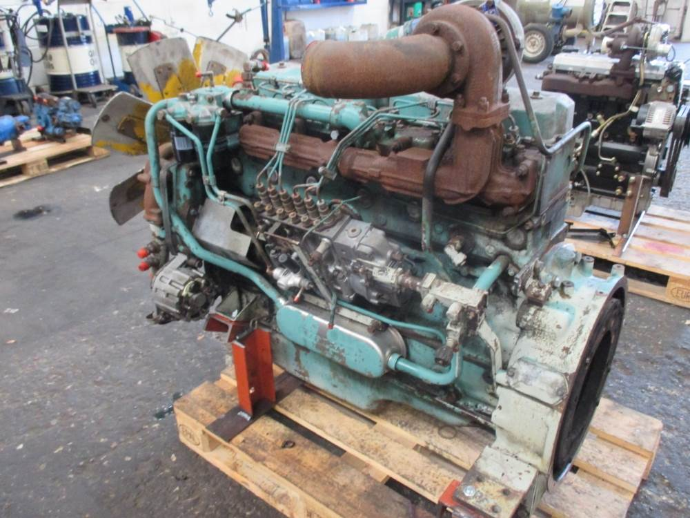 Used volvo td71ace motor kun til dele engines for sale for Volvo motors for sale
