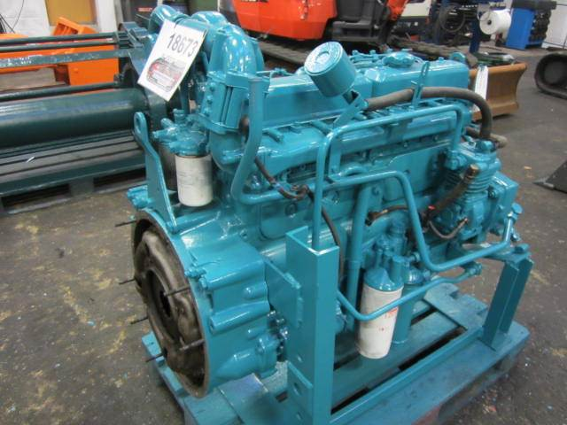 Used volvo td61gs motor komplet ex volvo 860s dumper for Volvo motors for sale