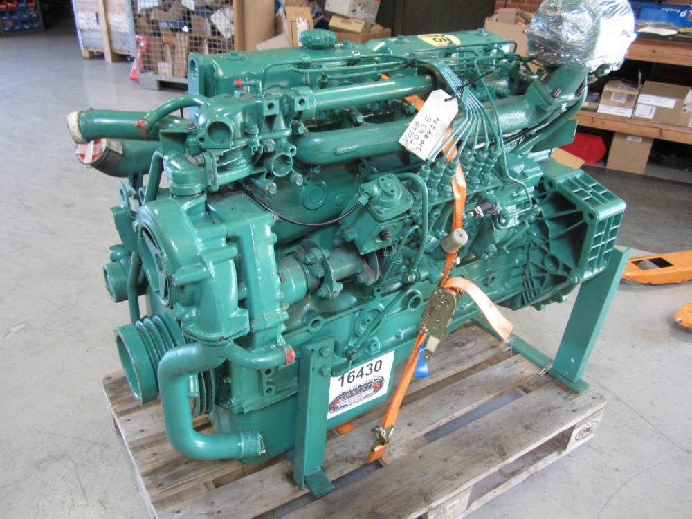Used volvo td63e motor engines for sale mascus usa for Volvo motors for sale