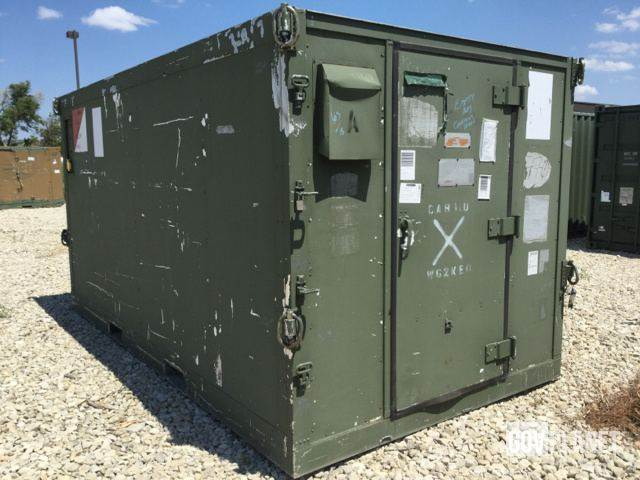 Purchase aar mobility systems 50353 001 storage containers Bid
