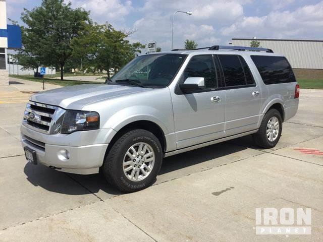 Ford Expedition Limited El X  Utility Machines