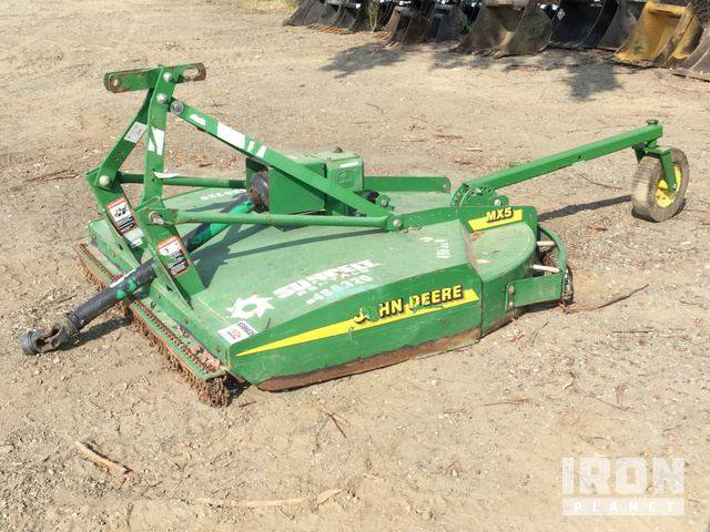 Purchase John Deere -mx5-rotary-cutter other components, Bid & Buy on  Auction