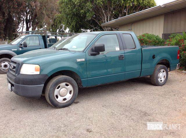 2005 Ford F 150 Xl >> Purchase Ford F 150 Xl Pickup Trucks Bid Buy On Auction Mascus Usa