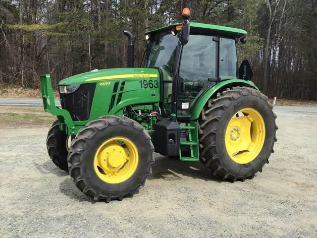 Auksjon traktor