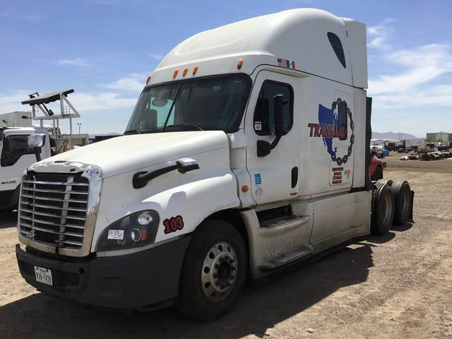 Purchase Freightliner Cascadia tractor Units, Bid & Buy on
