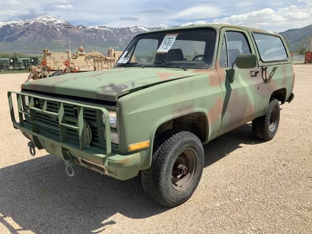 Chevrolet D10 Blazer 4x4