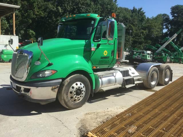 Purchase International ProStar + 122 tractor Units, Bid