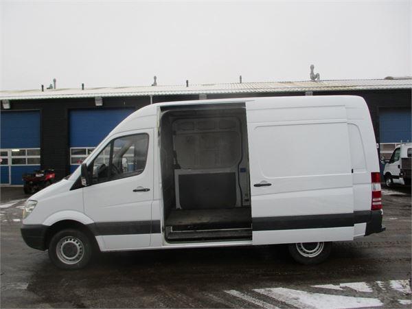 mercedes benz sprinter 316 preis baujahr 2013 kastenwagen gebraucht kaufen und. Black Bedroom Furniture Sets. Home Design Ideas