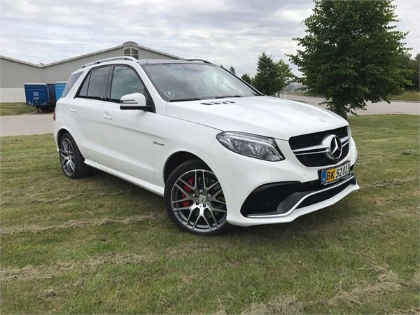 Used mercedes benz gle63 cars year 2016 for sale mascus usa for Mercedes benz gle63