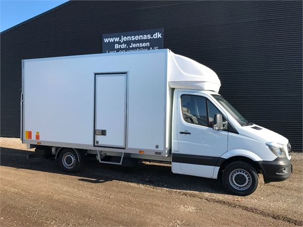Used mercedes benz sprinter 316 panel vans year 2017 for Mercedes benz for sale in usa