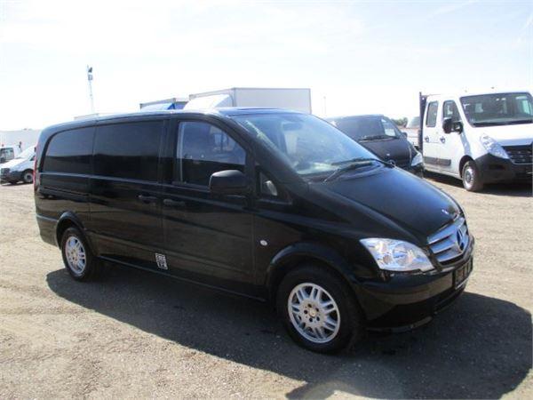 mercedes benz vito 122 preis baujahr 2011 lieferwagen gebraucht kaufen und. Black Bedroom Furniture Sets. Home Design Ideas