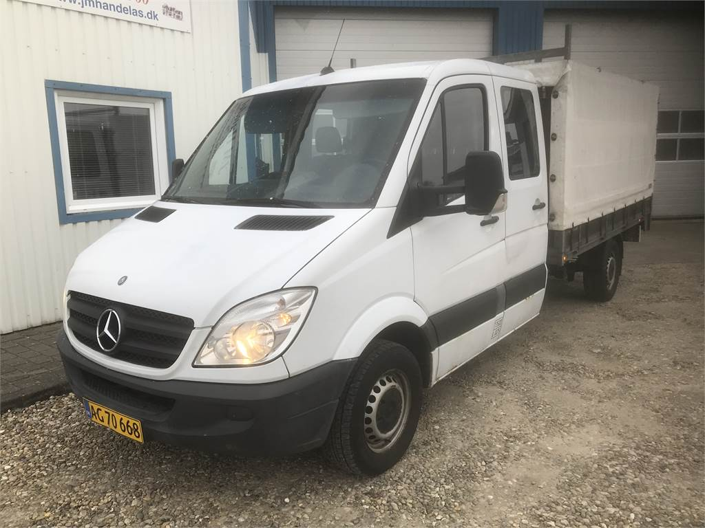 mercedes benz sprinter 315 cdi til salg pris kr rgang 2007 brugte mercedes benz. Black Bedroom Furniture Sets. Home Design Ideas