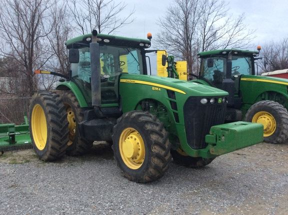 Clarksdale (MS) United States  City new picture : John Deere 8295R for sale Clarksdale, MS Price: $100,000, Year: 2010 ...