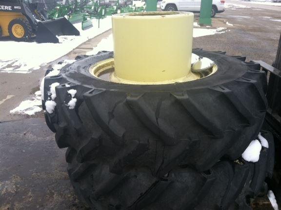 Unverferth Wheel Spacers : Titan r wheels id ff mascus usa