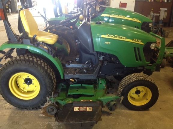john deere 2320 for sale assumption il price 8 900. Black Bedroom Furniture Sets. Home Design Ideas
