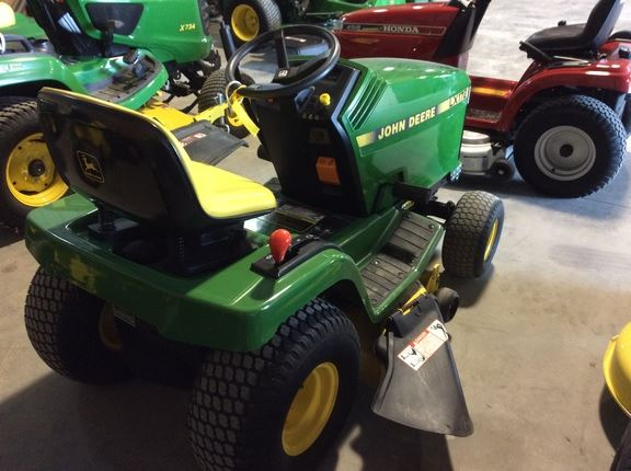 John Deere 172 Lawn Tractor : John deere lx for sale hampshire il price used