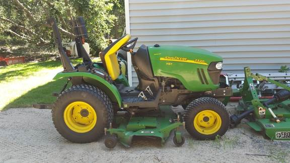 john deere 2320 for sale chesapeake va price 7 995. Black Bedroom Furniture Sets. Home Design Ideas