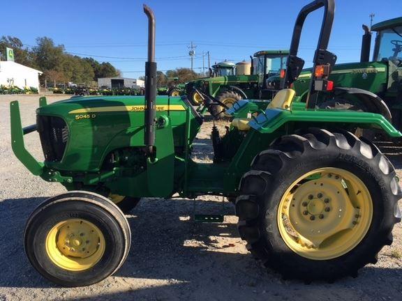 John Deere 5045D for sale Dunn, NC Price: $12,500, Year ...