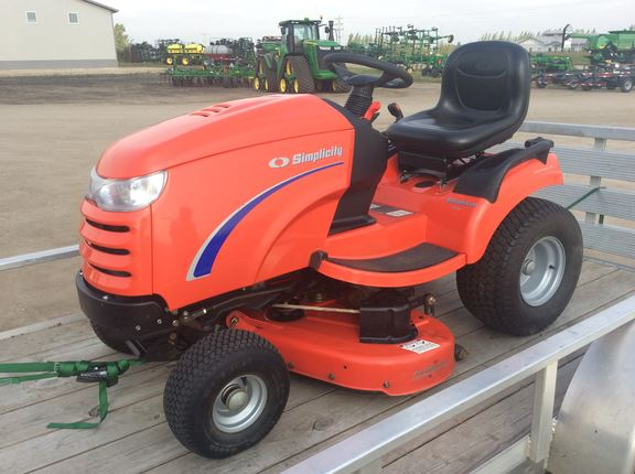 Simplicity Broadmoor 20 Hp For Sale Thief River Falls Mn