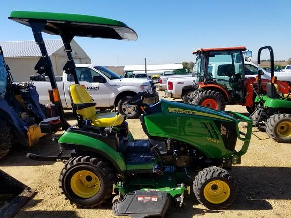 John Deere 1025r For Sale Monroe Wi Price 12 690 Year
