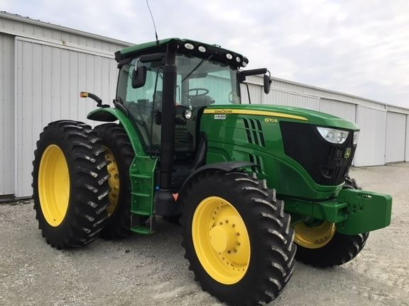 John Deere 170 P : John deere r for sale assumption il price