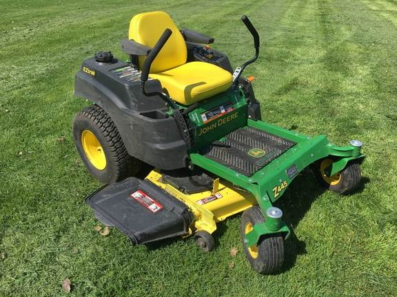 John Deere Z445 For Sale Tracy Mn Price 3 607 Year