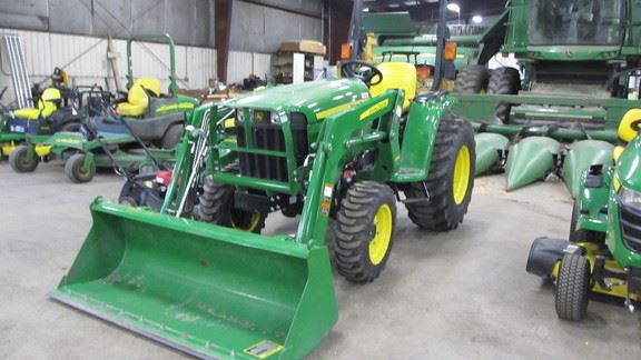 John Deere 3038e For Sale Monroe Wi Price 20 900 Year