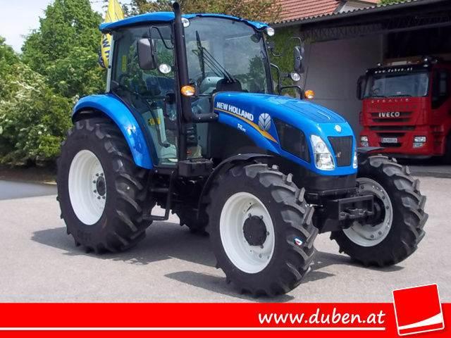 new holland baujahr 2017 gebrauchte traktoren. Black Bedroom Furniture Sets. Home Design Ideas