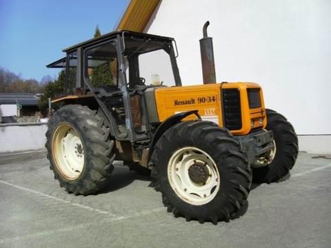 renault 90 34 mx gebrauchte traktoren gebraucht kaufen. Black Bedroom Furniture Sets. Home Design Ideas