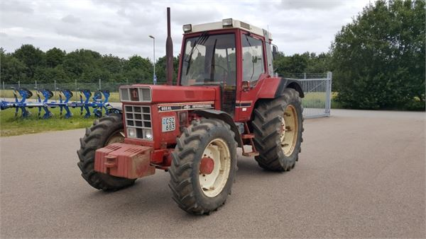 1982 Case Tractors : Used case ih tractors year price for