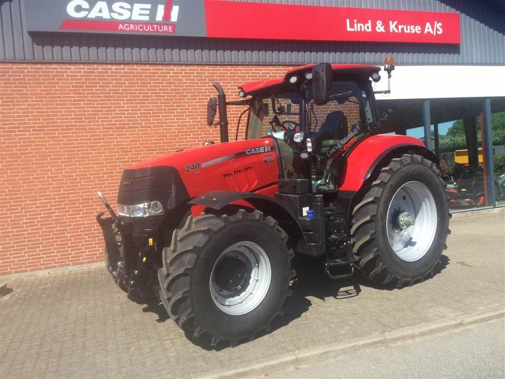 Used Tractor Tires For Sale >> Used Case IH Puma 240 CVX tractors Year: 2018 for sale - Mascus USA