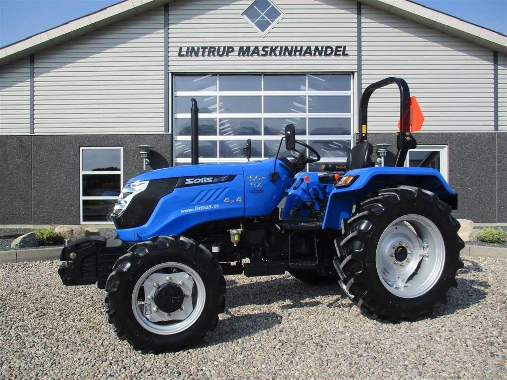solis 50 kvalitets traktor til sm penge preis baujahr 2020 traktoren gebraucht. Black Bedroom Furniture Sets. Home Design Ideas
