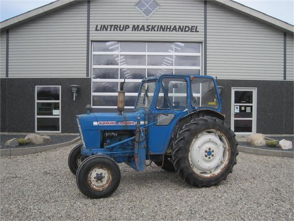 Ford Model F Tractor : Ford y model tractors price £ mascus uk