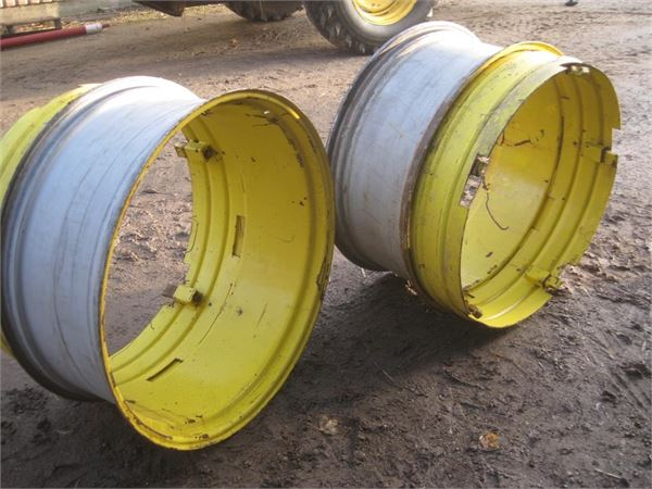 18 4x38 Tractor Duals : Used dual fælge for wheels price