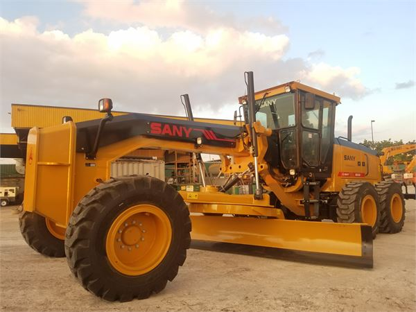 Sany smg200 motor grader for sale 5825 nw 74th avenue for Used motor graders for sale