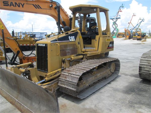Caterpillar D3g Lgp Track Dozer For Sale 5825 Nw 74th