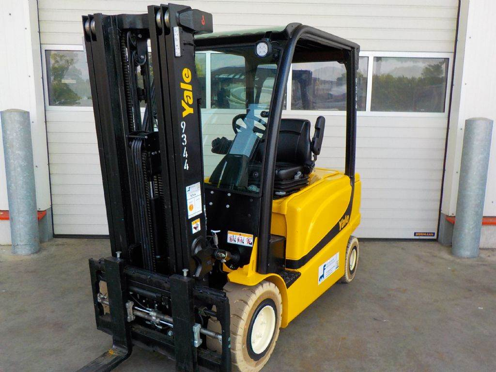 Used yale erp35vl electric forklift trucks year 2016 for Electric forklift motor for sale