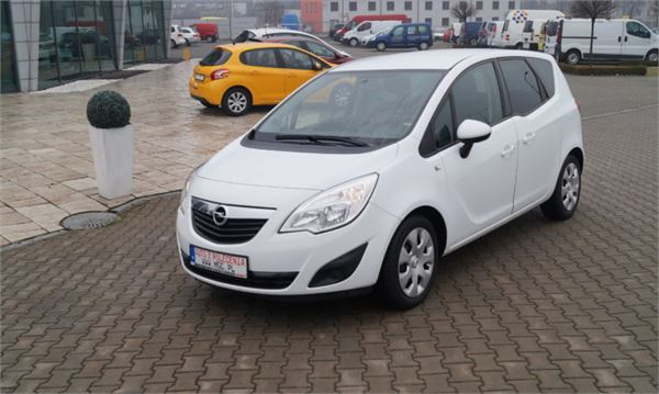 used opel meriva cars year 2012 price 23 for sale mascus usa. Black Bedroom Furniture Sets. Home Design Ideas