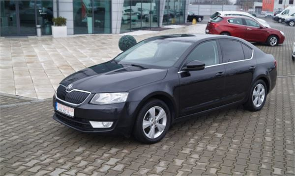 skoda octavia preis baujahr 2013 pkws. Black Bedroom Furniture Sets. Home Design Ideas