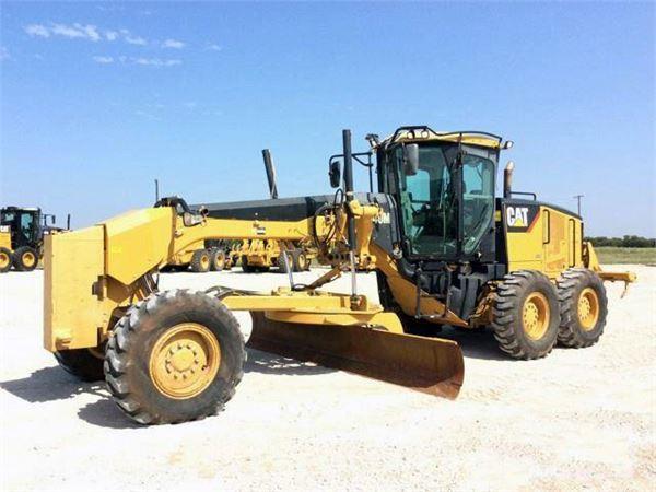 Caterpillar 140m For Sale Mico Texas Wallisville Houston