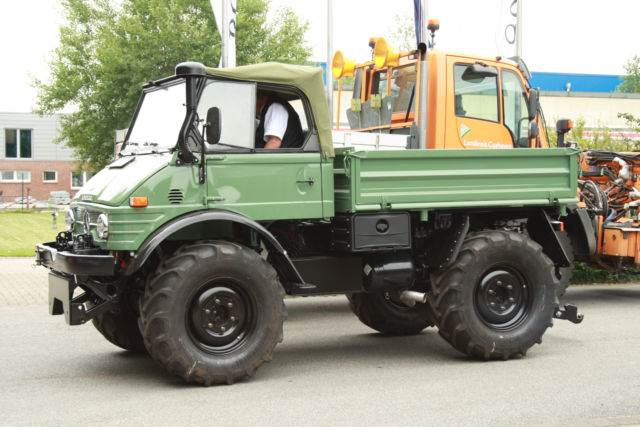 unimog u900 u406 u417 cabrio agrar andere transporter. Black Bedroom Furniture Sets. Home Design Ideas