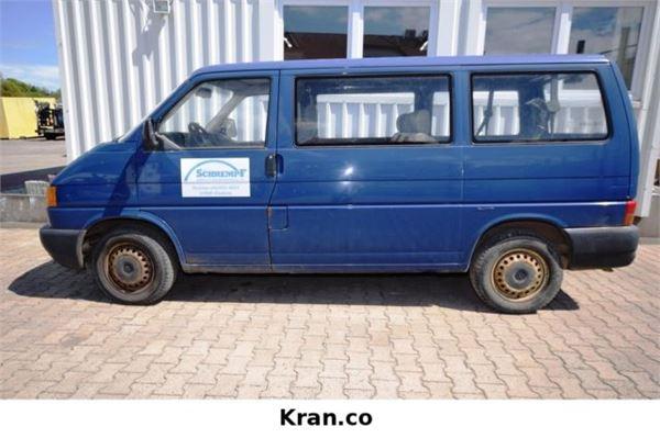volkswagen t4 bus 9 sitzer minibusse gebraucht kaufen und. Black Bedroom Furniture Sets. Home Design Ideas