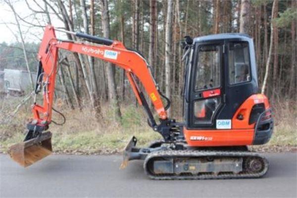 Kubota kx101 3m prezzo anno di costruzione for Mobile seconda mano