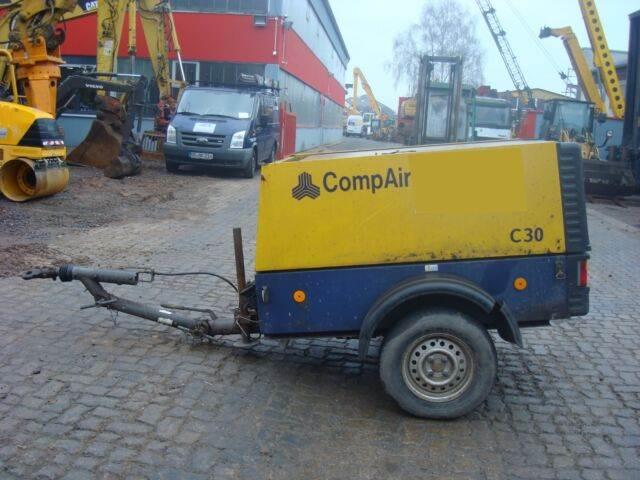 Compair c 30 prezzo anno di costruzione 2003 for Mobile seconda mano