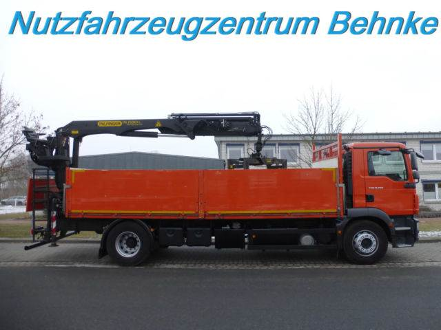 man tgm baustoff pk 15001 steinzange euro5 preis baujahr 2013 kranwagen. Black Bedroom Furniture Sets. Home Design Ideas
