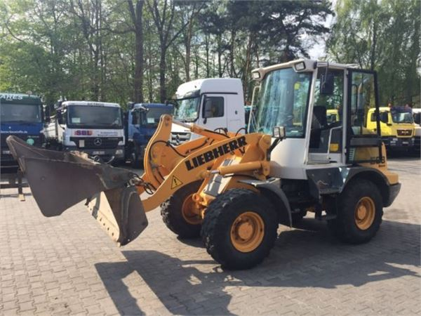 used liebherr l508 stereo radlader adowarka wheel loaders year 2007 price 27 738 for sale. Black Bedroom Furniture Sets. Home Design Ideas